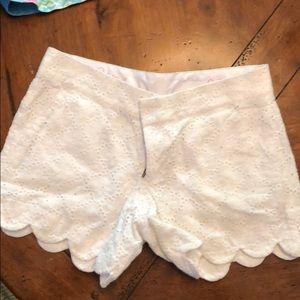 Lilly Pulitzer Buttercup shorts SO cute!